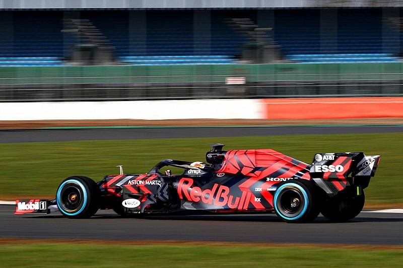 Галерея: усі боліди Red Bull у Формулі 1