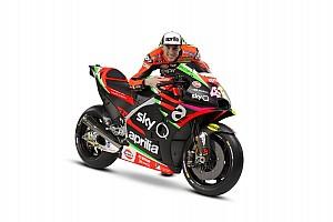 Aprilia полностью изменила ливрею к новому сезону MotoGP