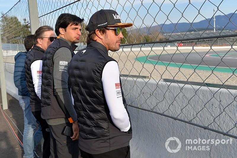 Képgaléria: újabb felvételek az F1-es teszt ötödik napjáról, Barcelonából