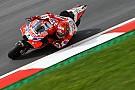 Sensations positives et espoirs de podium pour Lorenzo