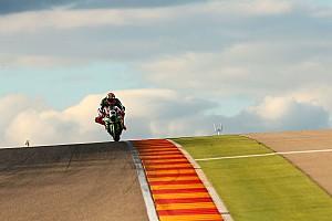 WSBK Résumé d'essais Essais Aragón - Les Kawasaki toujours devant, Melandri blessé