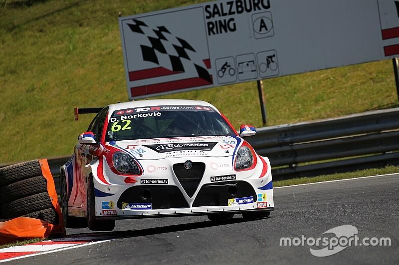TCR в Австрії: Боркович виграв першу гонку