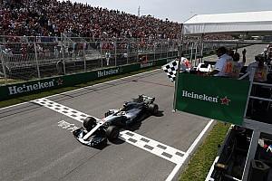 F1 Reporte de la carrera Lewis Hamilton domina en Canadá