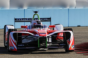 Formula E Race report ePrix Berlin: Salip di Grassi, Rosenqvist raih kemenangan perdananya
