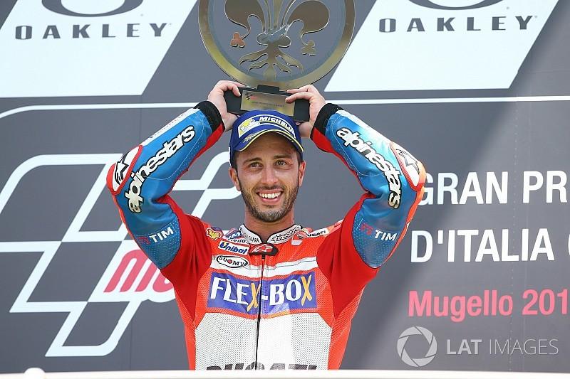"【MotoGP】ドヴィツィオーゾ、悟る? 昨年の""心境の変化""が好調の鍵"