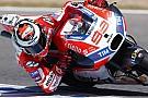 MotoGP Jorge Lorenzo: MotoGP-Umbau in Barcelona