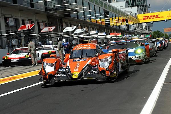 G-Drive verliest LMP2-pole voor WEC Nürburgring