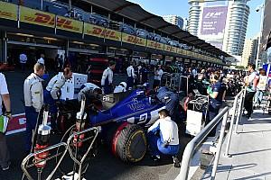 Formula 1 Gara E nel GP dell'Azerbaijan c'è pure una Sauber in zona punti