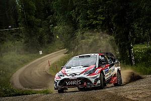 WRC Новость Латвала не поверил в шансы Лаппи на титул 2018 года
