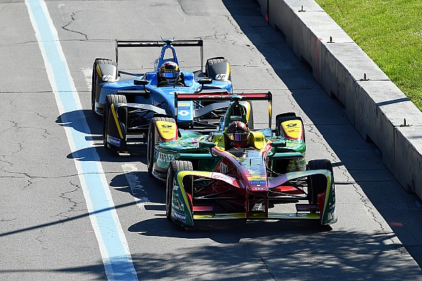 Formel E Formel-E-Kollegen: Ausraster von Sebastien Buemi