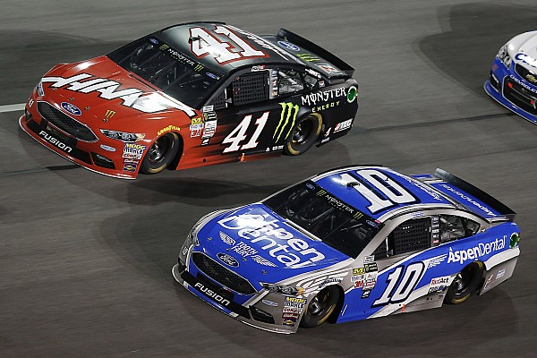 NASCAR Cup Breaking news Stewart-Haas Racing could look a bit different in 2018