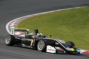 Евро Ф3 Отчет о гонке Норрис одержал победу в третьей гонке Ф3 на «Нюрбургринге»