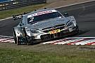 DTM Zandvoort: Mercedes-Fahrer Gary Paffett disqualifiziert