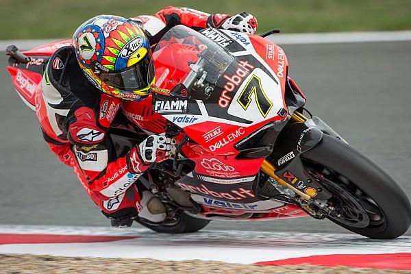 World Superbike Magny-Cours WSBK: Davies wins Race 2, drama for Rea