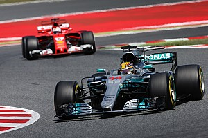 Formula 1 Gara Hamilton è Re di Spagna dopo una lotta titanica con Vettel!