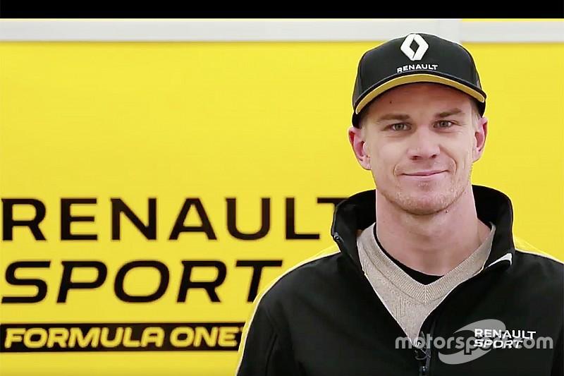 """Hülkenberg: """"Rosberg megsúghatta volna, hogy visszavonul..."""""""