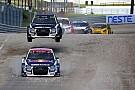 Letonya WRX: Heikkinen, Kristoffersson'un önünde ilk günü lider kapadı