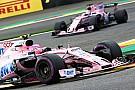 Formule 1 Les pertes de Force India ont augmenté en 2016