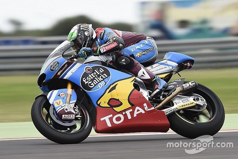 Doblete de Morbidelli en Moto2