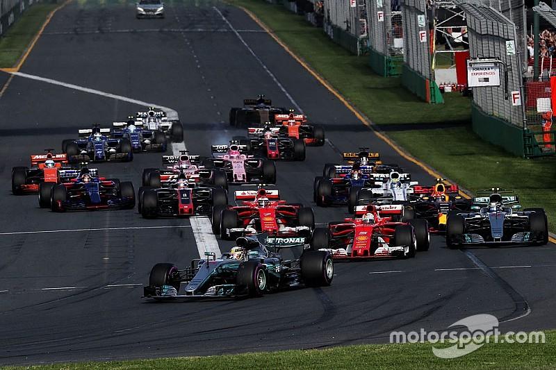 FIA presenteert Formule 1-kalender voor 2018