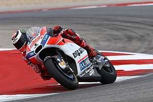 MotoGP Важливі новини Лоренсо: Після кваліфікації в Остіні стало легше