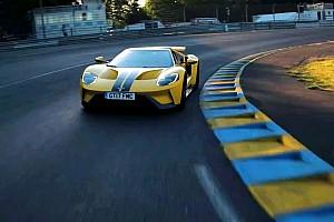 OTOMOBİL Özel Haber Ken Block, Le Mans'da Ford GT ile gazlıyor