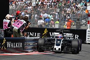 Formula 1 Son dakika Grosjean: Lastik sıcaklıklarını idare etmek artık çok zor