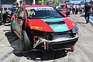 ETCC Au Nordschleife weekend tragique pour la Rikli Motorsport
