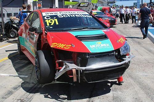 Au Nordschleife weekend tragique pour la Rikli Motorsport