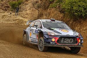 WRC Nieuws Hyundai: