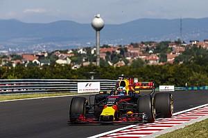 Formula 1 Practice report GP Hongaria: Ricciardo ungguli Ferrari dan Mercedes di latihan pembuka