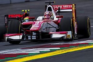 FIA F2 予選レポート 【F2】オーストリア予選:ルクレールが5戦連続PP。松下は6番手