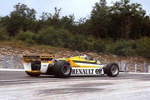 Формула 1 Избранное От сходов до титулов. История моторов Renault в Формуле 1
