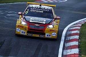 WTCC Nieuws Coronel scoort punten tijdens solide weekend op de Nürburgring