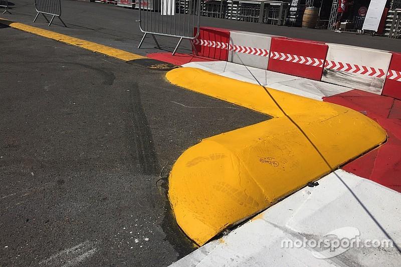 """Grosjean: """"El nuevo bordillo es como una rampa de lanzamiento"""""""
