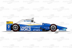 IndyCar Top List GALERI: Semua livery mobil Indy 500 2017