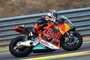 Moto2 Qualifiche Miguel Oliveira ferma la striscia di pole di Pasini ad Aragon
