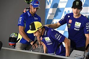 Vinales: Rossi'nin yaptığı şey inanılmazdı
