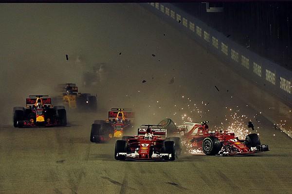 فورمولا 1 معرض الصور: أجمل اللقطات من سباق جائزة سنغافورة الكبرى 2017