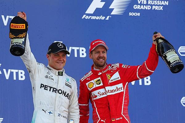 F1 分析:为什么法拉利在索契策略没有错?