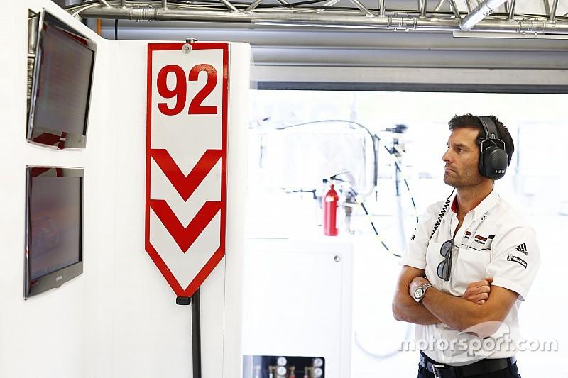 Mark Webber sera Grand Marshal des 24 Heures du Mans