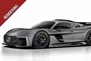 Prodotto I più cliccati Mercedes-AMG Project One, una F1 travestita da auto stradale