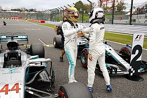 Формула 1 Важливі новини Галерея: стартова решітка Гран Прі Японії у світлинах