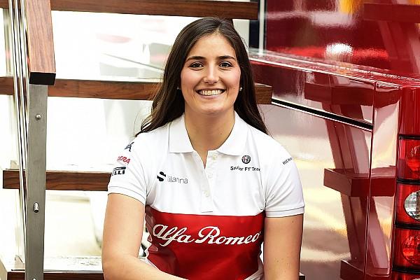 Fórmula 1 Entrevista Tatiana Calderón: