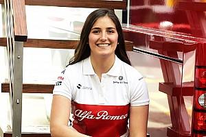 Formule 1 Interview Calderón : Sauber veut voir des résultats en GP3