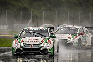 WTCC Nieuws Honda geschrapt uit resultaten WTCC-races China