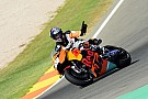 MotoGP Foto's: Tony Cairoli test KTM RC16 MotoGP-machine op Valencia