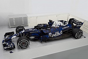 Red Bull RB14: ecco l'arma di Newey per sfidare Mercedes e Ferrari!