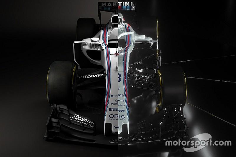 Comparaison entre les Williams FW40 et FW41