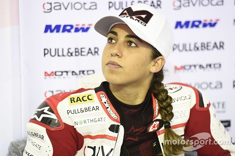 Maria Herrera fa il salto di categoria e passa in World Supersport nel 2019
